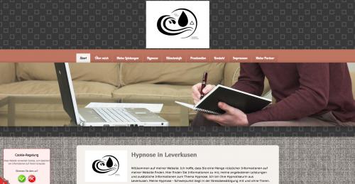 Firmenprofil von: Stressbewältigung durch Hypnose in Leverkusen