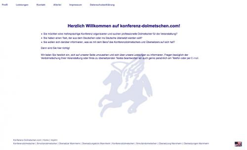 Firmenprofil von: Verlässliche Dolmetscher: Gesucht und gefunden bei Esther Lewit
