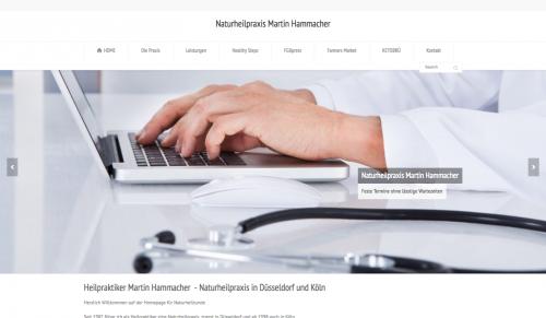 Firmenprofil von: Naturheilpraxis Martin Hammacher in Köln