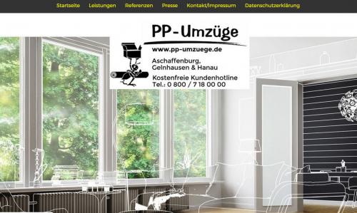Firmenprofil von: PP-Umzüge in Gelnhausen