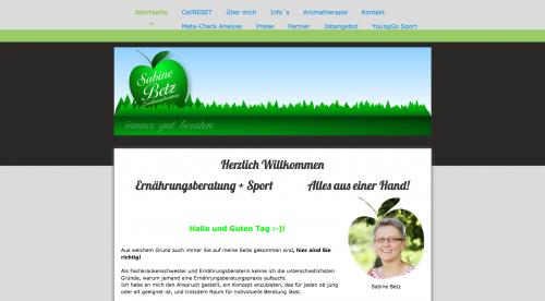 Firmenprofil von: Ernährungsberaterin in Schwabach