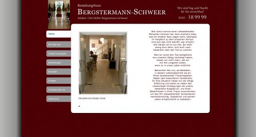 Firmenprofil von: Bestattunghaus Bergstermann-Schweer in Osnabrück
