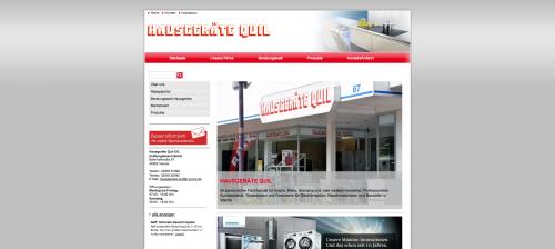 Firmenprofil von: Hausgeräte Quil UG in Voerde