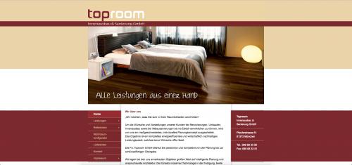 Firmenprofil von: Innenausbau in München: Toproom GmbH
