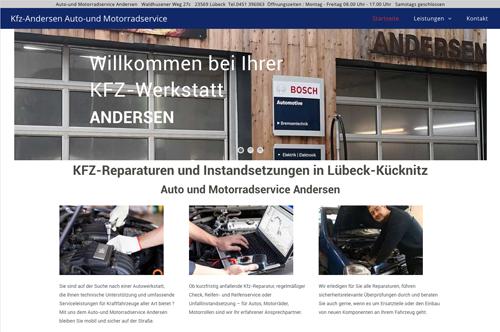 Firmenprofil von: Die Experten für alle Kfz-Angelegenheiten: Autoreparatur Lübeck
