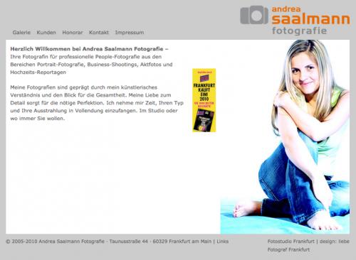 Firmenprofil von: Hochzeitsfotos vom Profi: Andrea Saalmann Fotografien in Frankfurt