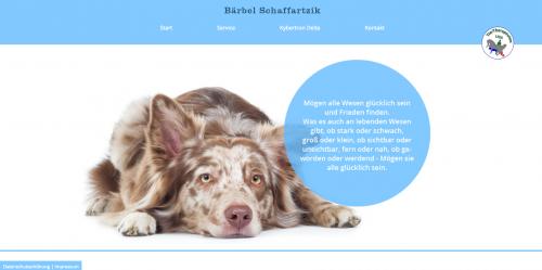 Firmenprofil von: Praxis für Tierhomöopathie Bärbel Schaffartzik: Verhaltenstherapie für Tiere