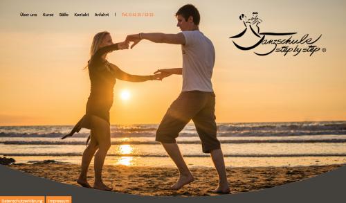Firmenprofil von: Tanzschule step by step in Elmshorn