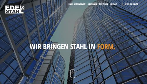 Firmenprofil von: Meisterfachbetrieb für Metallarbeiten in Spelle: Edel & Stahl GbR