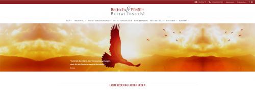 Firmenprofil von: Bestattungen in Spremberg: Bartsch und Pfeiffer Bestattungen GmbH