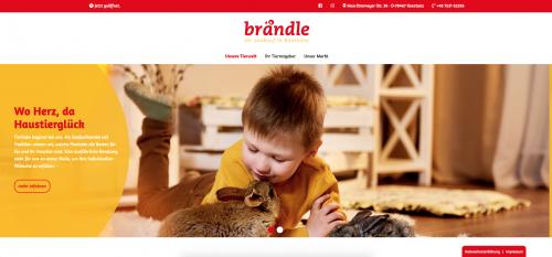 Firmenprofil von: Aus Liebe zum Tier: Zoofachmarkt Brändle in Konstanz
