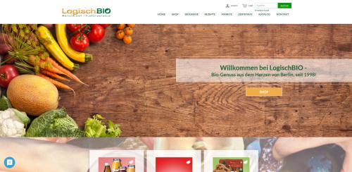 Firmenprofil von: Ihr Bio-Lieferdienst in Berlin: Naturkostlieferservice Hildebrand