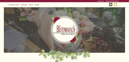 Firmenprofil von: Ihr Blumenfachgeschäft vor Ort: Blütenrausch in Überlingen