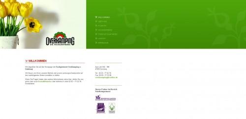 Firmenprofil von: Farbenfrohe Blumen in Duisburg: Overkämping GbR