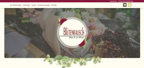 "Firmenprofil von: Kreative Floristik in Überlingen: ""Blütenrausch"""