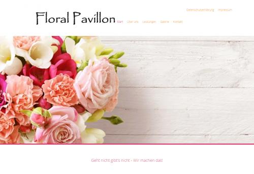 Firmenprofil von: Floral Pavillon - der liebevolle Service für Ihre Traumhochzeit