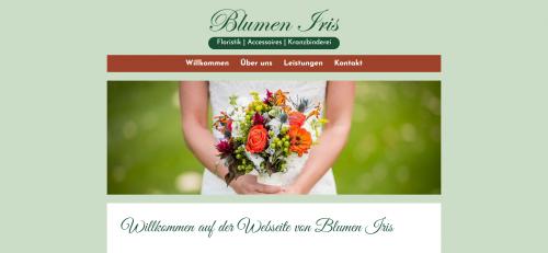 Firmenprofil von: Individuelle Floristik in Hünxe: Blumen Iris Rohde-Zinkner