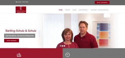 Firmenprofil von: Gemeinschaftspraxis Bartling-Schulz & Schulz: Ihre Zahnärzte in Bochum