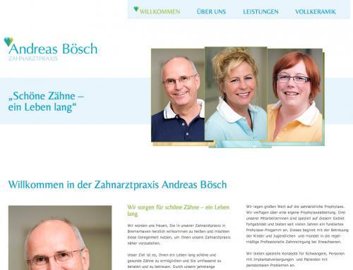 Firmenprofil von: Zahnarzt Andreas Bösch aus Bremerhaven