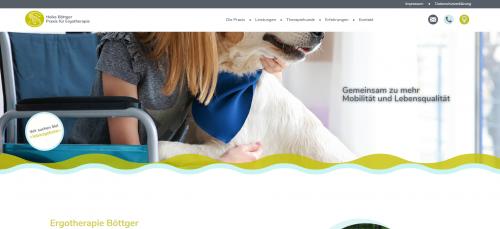 Firmenprofil von: Der Weg zu mehr Lebensfreude: Praxis für Ergotherapie Heike Böttger