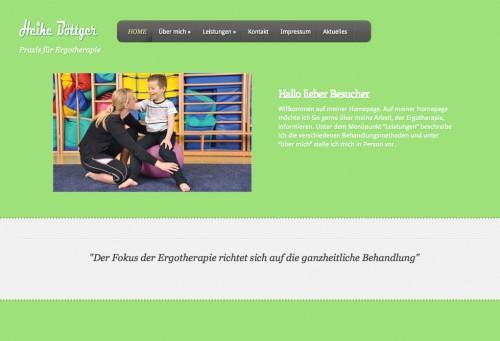 Firmenprofil von: Praxis für Ergotherapie Heike Böttger in Eisenach