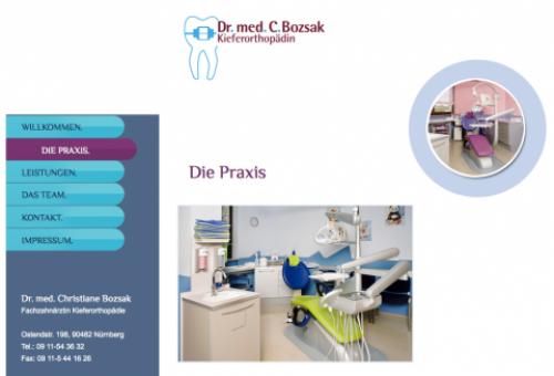 Firmenprofil von: Damon-System in Nürnberg: Dr. med. Christine Bozsak
