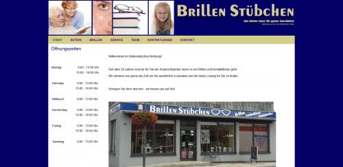 Firmenprofil von: Ihr Optiker in Rehburg: Brillenstübchen Blöthe