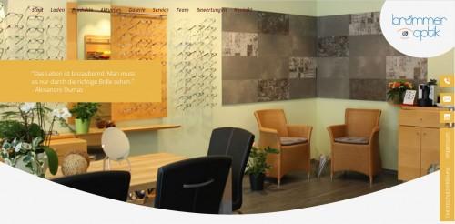Firmenprofil von: Ihr Optiker für Kontaktlinsen nahe Leverkusen: Brümmer Optik