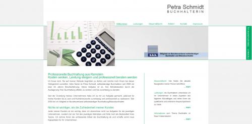 Firmenprofil von: Professionelle Buchhaltung aus Ramstein-Miesenbach - Frau Petra Schmidt