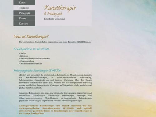 Firmenprofil von: Kunsttherapie & Pädagogik Atelier Brunhilde Wedekind