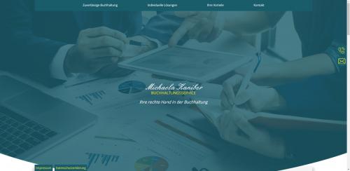 Firmenprofil von: Zuverlässige Lohnbuchhaltung in München: Buchhaltungsservice Michaela Kaniber