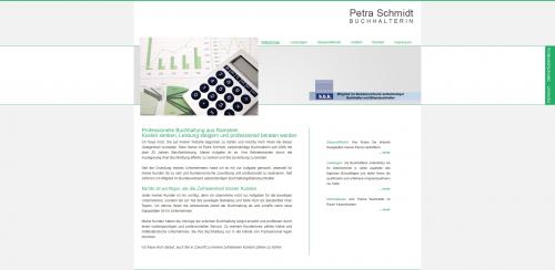 Firmenprofil von: Betriebswirtschaftliche Beratung im Raum Kaiserslautern: Selbstständige Buchhalterin Petra Schmidt
