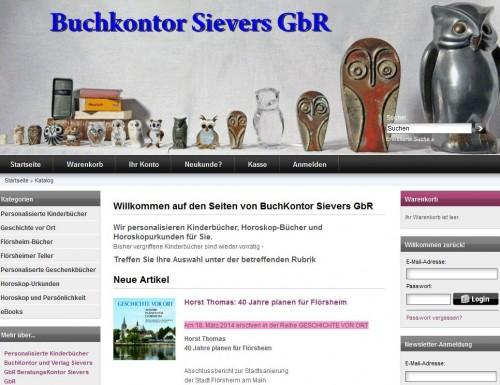 Firmenprofil von: BuchKontor Sievers GbR – Online-Shop für Kinderbücher