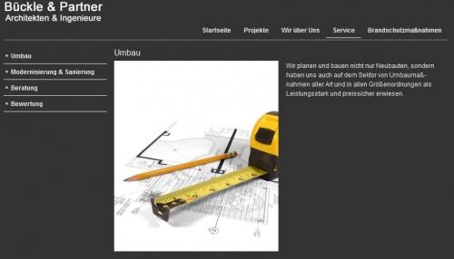 Firmenprofil von: Moderne Bauplanung in Ulm