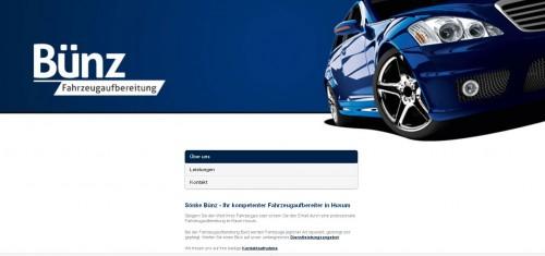 Firmenprofil von: Fahrzeugaufbereitung Bünz in Husum