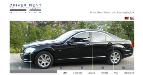 Firmenprofil von: Fahrdienst in der Region Hannover: Driver Rent Fahrer - und Fahrzeuglogistik
