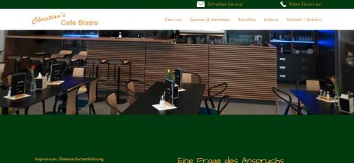 Firmenprofil von: Endlich wieder da! Ihr herzliches Bistro im Thermalbad in Bad Griesbach