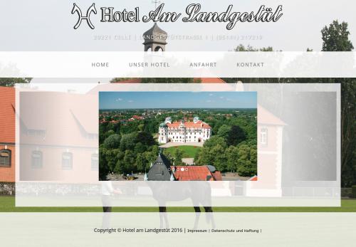 Firmenprofil von: Stilvoll übernachten in Celle