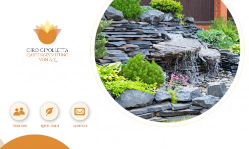 Firmenprofil von: Gartengestaltung Cipolletta in Ratingen Gartengestaltung von A-Z
