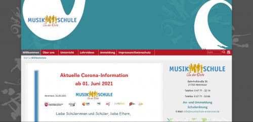 Firmenprofil von: Musikschule An der Oste – die Klangexperten bei Cuxhaven