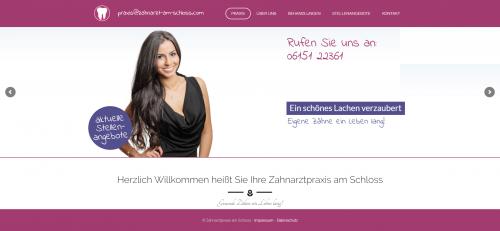 Firmenprofil von: Zahnarztpraxis am Schloss – Darmstadts Wohlfühloase für die Zähne