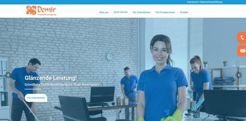 Firmenprofil von: Strahlende Sauberkeit im Büro und Zuhause – Professionelle Unterhaltsreinigung aus Bad Neuenahr