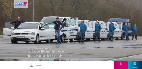 Firmenprofil von: Ihr Experte für Sanitär in Flensburg: Mügge Haustechnik GmbH