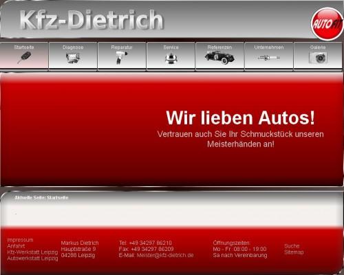Firmenprofil von: Kfz-Dietrich in Leipzig