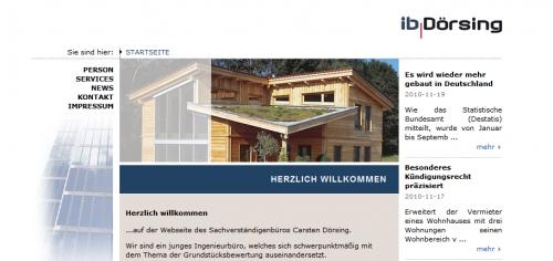 Firmenprofil von: Ingenieurbüro Dörsing in Mühlhausen