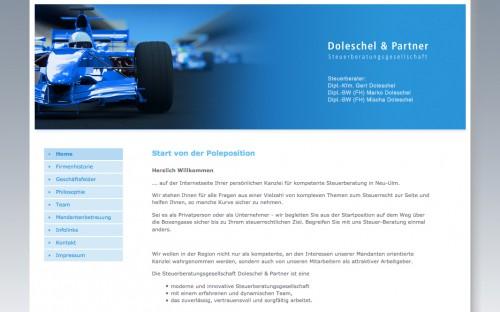 Firmenprofil von: Steuerberatung Doleschel & Partner in Neu-Ulm