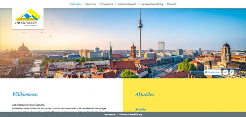 Firmenprofil von: Hausverwaltung Wilmersdorf lässt Sie nicht im Stich