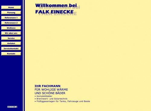 Firmenprofil von: Falk Einecke Bad und Heizung, Berlin – schöne Bäder und wohlige Wärme