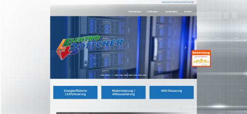 Firmenprofil von: Ihr Partner für Elektrotechnik in Düsseldorf: Elektro Böttcher GmbH