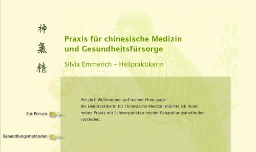 Firmenprofil von: Praxis für chinesische Medizin und Gesundheitsfürsorge in Brohl-Lützing